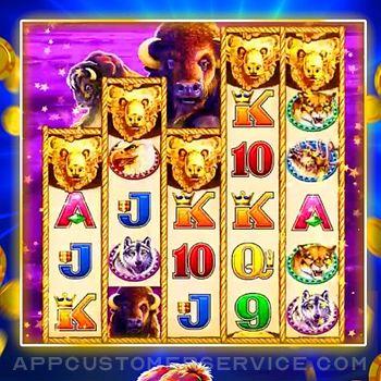 Big Fish Casino: Slots iphone image 3