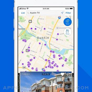 Zillow Rentals iphone image 1