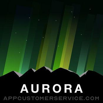 Aurora Forecast. Customer Service