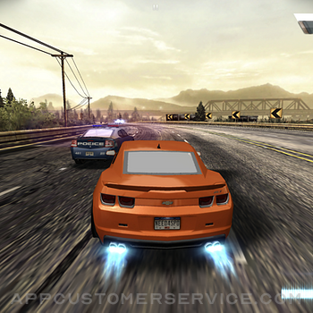 Need for Speed™ Most Wanted ipad image 2