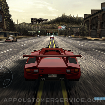 Need for Speed™ Most Wanted ipad image 4