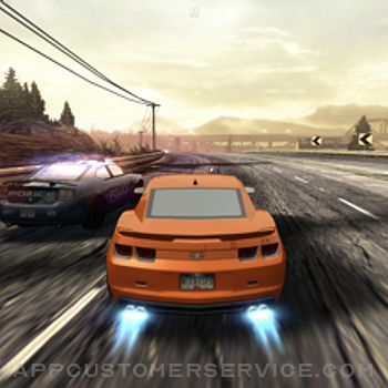 Need for Speed™ Most Wanted iphone image 2