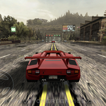 Need for Speed™ Most Wanted iphone image 4
