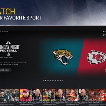 NBC Sports ipad image 1
