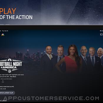 NBC Sports ipad image 2