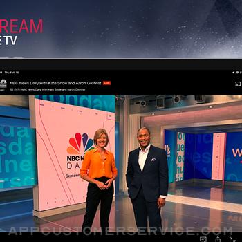NBC Sports ipad image 3
