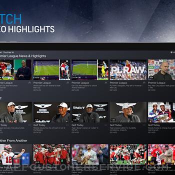 NBC Sports ipad image 4