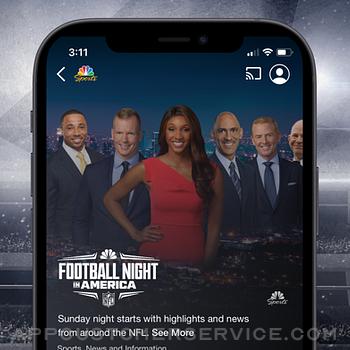 NBC Sports iphone image 2