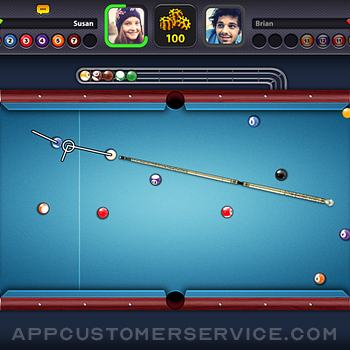 8 Ball Pool™ ipad image 1