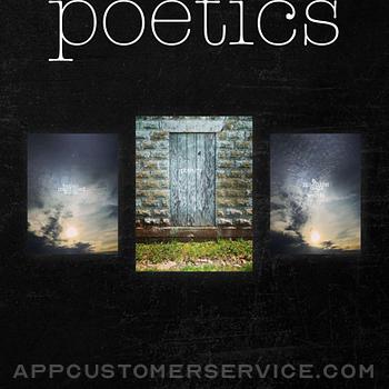 Poetics iphone image 1