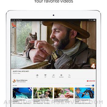 YouTube: Watch, Listen, Stream ipad image 2