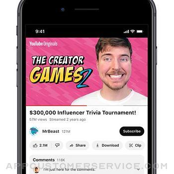 YouTube: Watch, Listen, Stream iphone image 3
