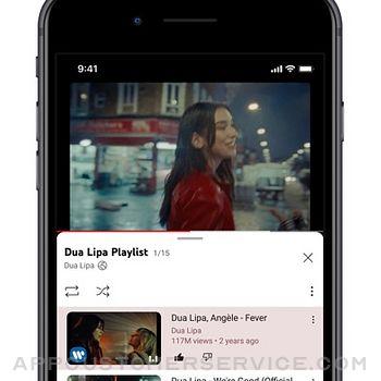 YouTube: Watch, Listen, Stream iphone image 4