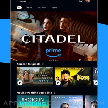 Amazon Prime Video ipad image 1