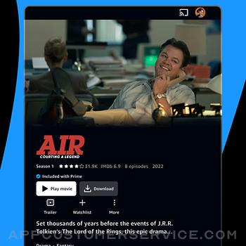Amazon Prime Video ipad image 3