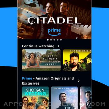 Amazon Prime Video iphone image 1