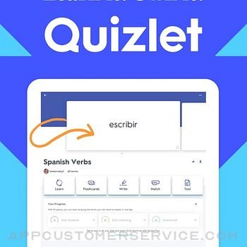 Quizlet: Learn with Flashcards ipad image 1