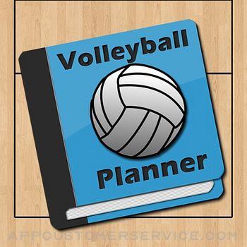Volleyball Planner Customer Service