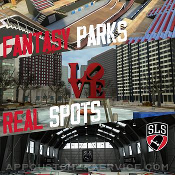 True Skate ipad image 2