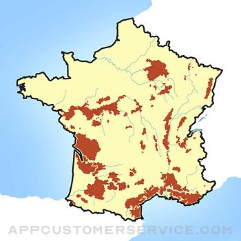 Wine Maps Customer Service