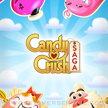 Candy Crush Saga ipad image 1