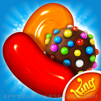 Candy Crush Saga Customer Service