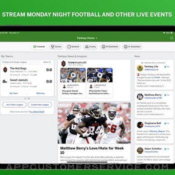 ESPN Fantasy Sports & More ipad image 2