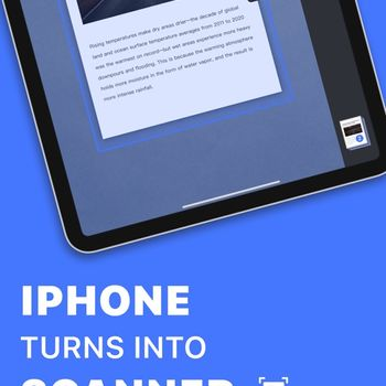 Document Scanner - mobile scan ipad image 1