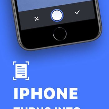 Document Scanner - mobile scan iphone image 1