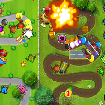 Bloons TD 5 iphone image 4