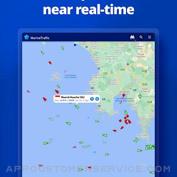 MarineTraffic - Ship Tracking ipad image 1