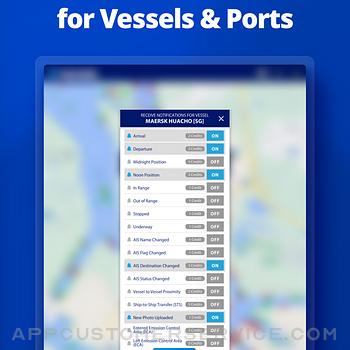 MarineTraffic - Ship Tracking ipad image 4