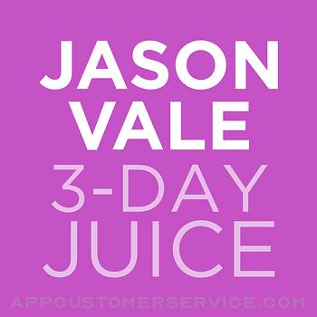 Jason Vale's 3-Day Juice Diet Customer Service