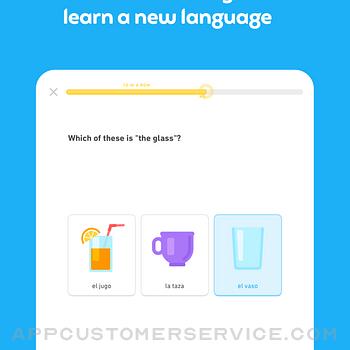 Duolingo - Language Lessons ipad image 1