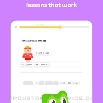 Duolingo - Language Lessons ipad image 2