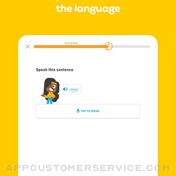 Duolingo - Language Lessons ipad image 3