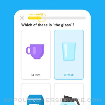 Duolingo - Language Lessons iphone image 1