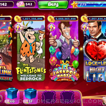 Jackpot Party - Casino Slots iphone image 1
