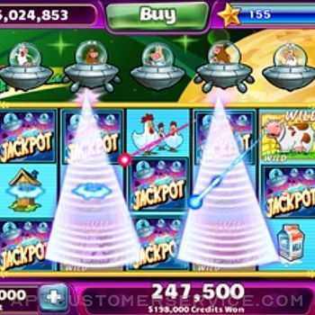 Jackpot Party - Casino Slots iphone image 3
