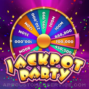 Jackpot Party - Casino Slots Customer Service