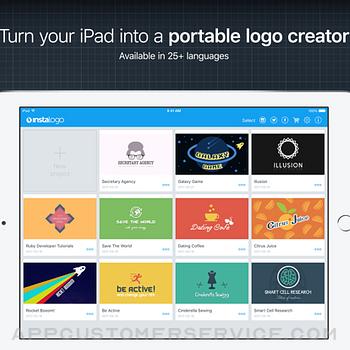 Logo Creator. ipad image 1