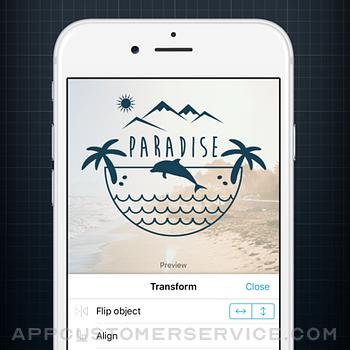 Logo Creator. iphone image 4