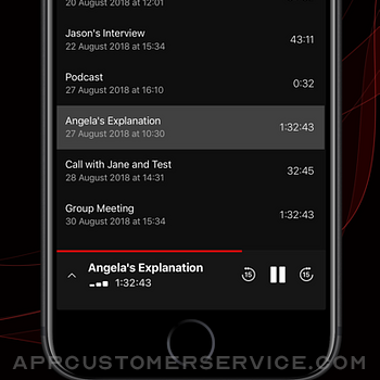 TapeACall Pro: Call Recorder iphone image 2