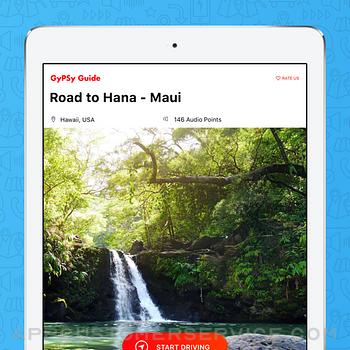 Road to Hana Maui GyPSy Guide ipad image 3