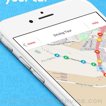 Road to Hana Maui GyPSy Guide iphone image 1