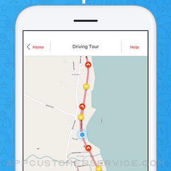 Road to Hana Maui GyPSy Guide iphone image 4