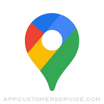 Google Maps Customer Service