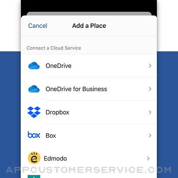 Microsoft Word iphone image 4