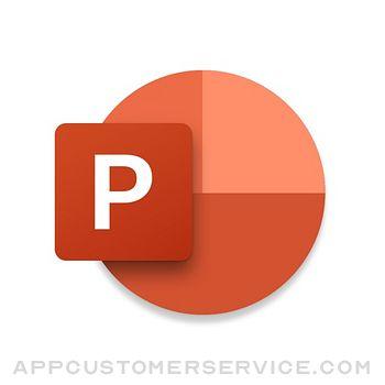 Microsoft PowerPoint Customer Service