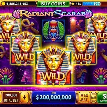 House of Fun: Casino Slots 777 ipad image 1